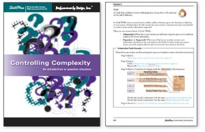 Controlling Complexity